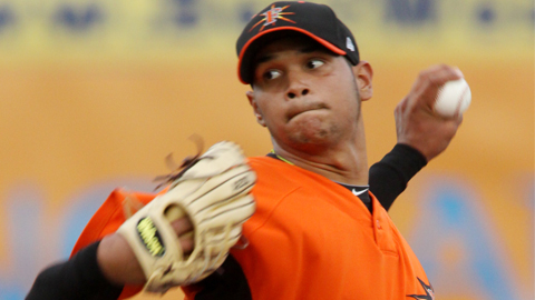 Eduardo Rodriguez looks to win his sixth decision in a row tonight against  Lynchburg.