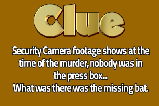 Clue Slate 2