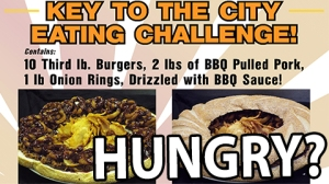 Key City Eating Challenge
