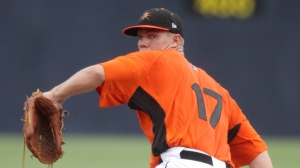 It is the fourth straight year Bundy has been listed as the No. 1 O's prospect by Baseball America.