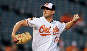A member of the Keys in 2009 (and briefly in 2011 due to injury), Brian Matusz is coming off a career season with the Orioles.