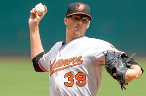 Gausman's resemblance to the bobblehead? Uncanny.