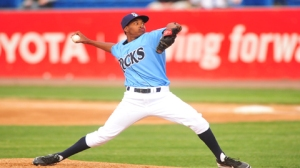 "The Mets will need to tame former Carolina League standout Yordano ""Ace"" Ventura to avoid falling in an 0-3 WS hole."