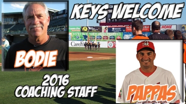 Coaching Staff for Blog